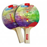 Теннисная ракетка Start line Level 100 New (прямая) 12203