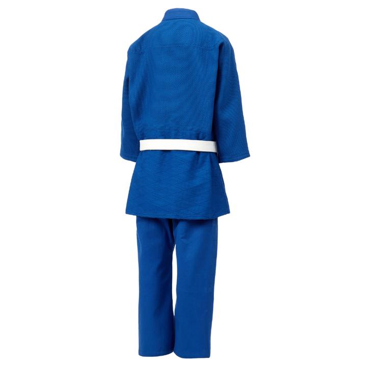 Кимоно для дзюдо JSTT-10761, синий, р.0/130
