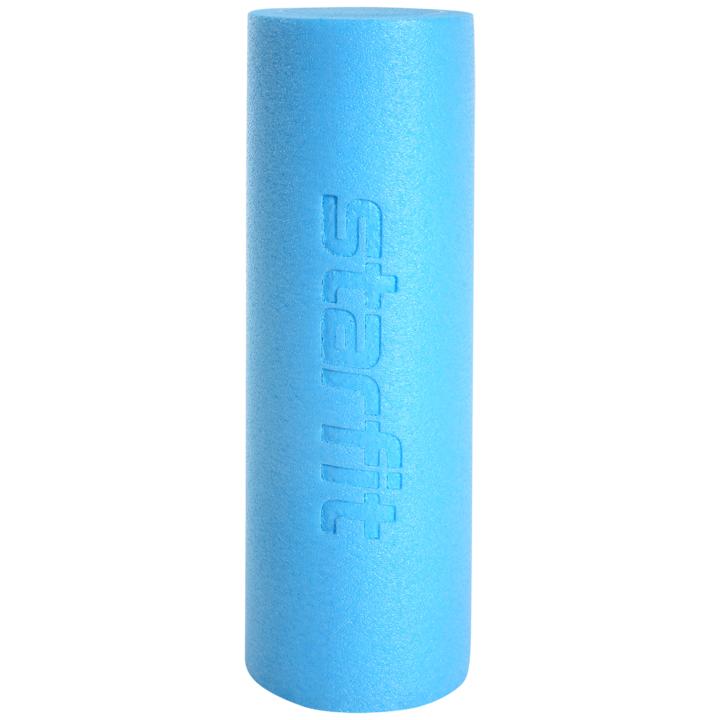 Ролик для йоги и пилатеса Core FA-501, 15x45 см, синий пастель