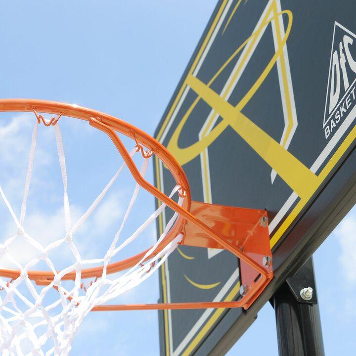 Мобильная баскетбольная стойка DFC KIDSF