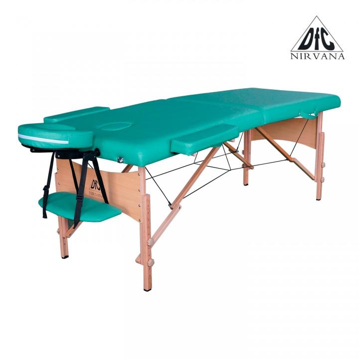 Массажный стол DFC NIRVANA Relax (Green)