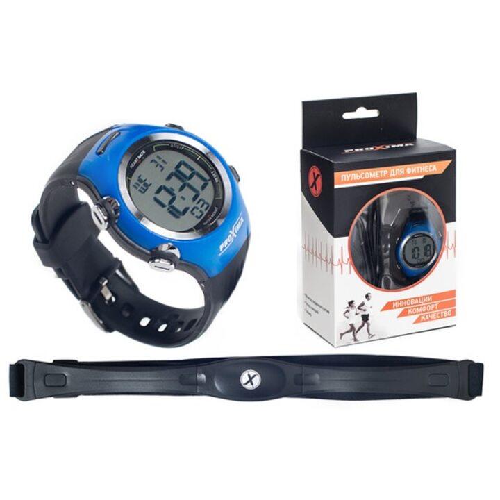 Пульсометр для фитнеса с нагрудным монитором Proxima Bit