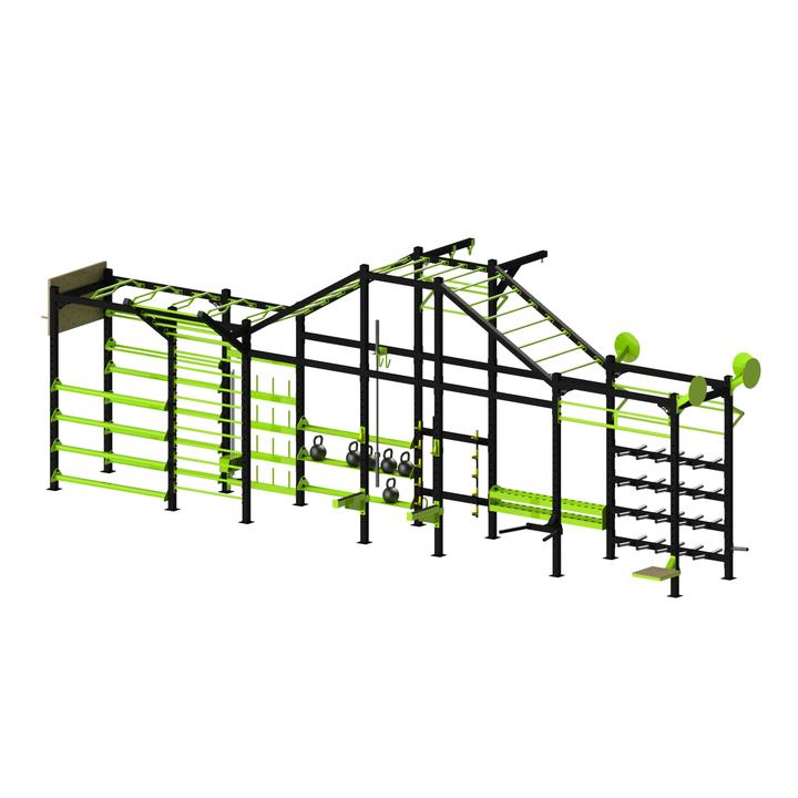 Платформа для прыжков, JAGUAR-SPORT
