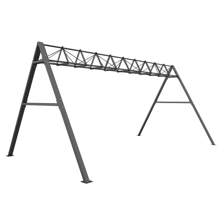 Рама для функционального тренинга JAGUAR-SPORT, A-образная L=3,5м