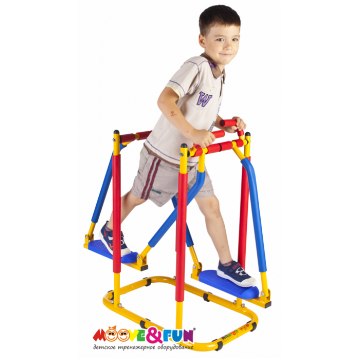 Детский тренажер Бегущий по волнам (Ходики)