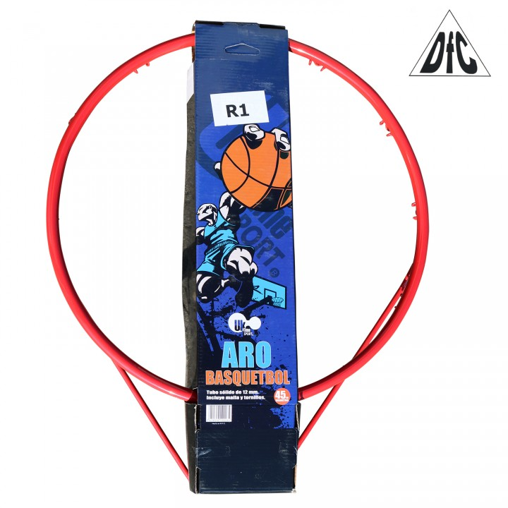 "Кольцо баскетбольное 18"" DFC R1"