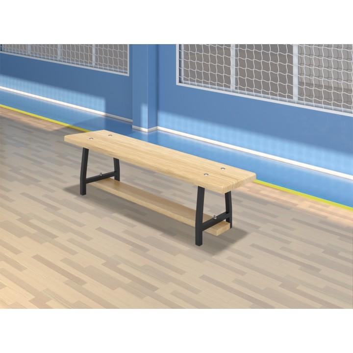 Скамейка гимнастическая Euro-1000