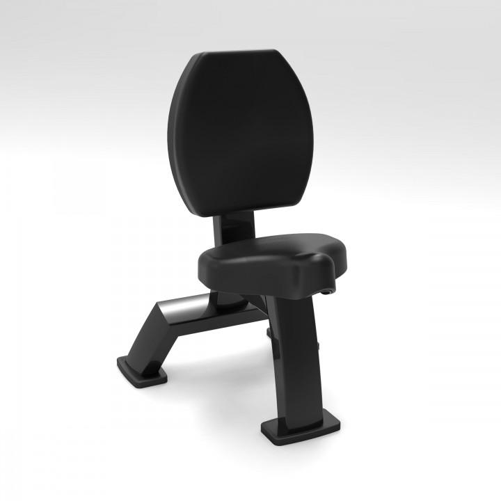 Скамья-стул Elite73 JS7355