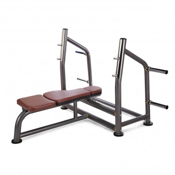 Олимпийская скамья для жима прямая JAGUAR-SPORT IS6239