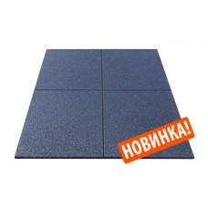 Резиновая плитка EcoStep Gym 990x990 мм, плотность 850 кг/м3