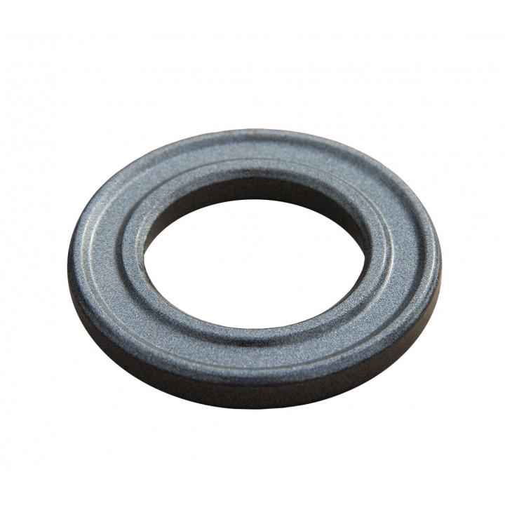 Диск стальной «Powerlifting» с полимерным покрытием Profigym 0,25 кг