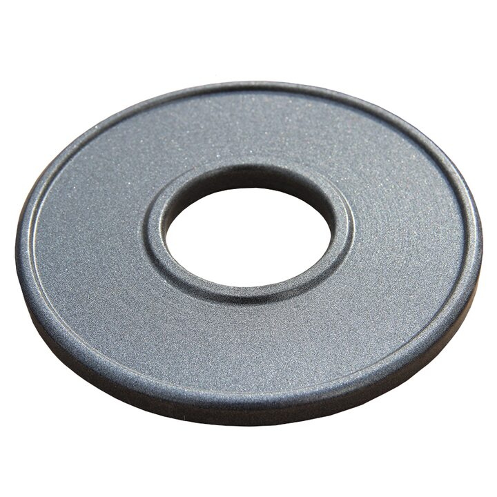 Диск стальной «Powerlifting» с полимерным покрытием Profigym 0,75 кг