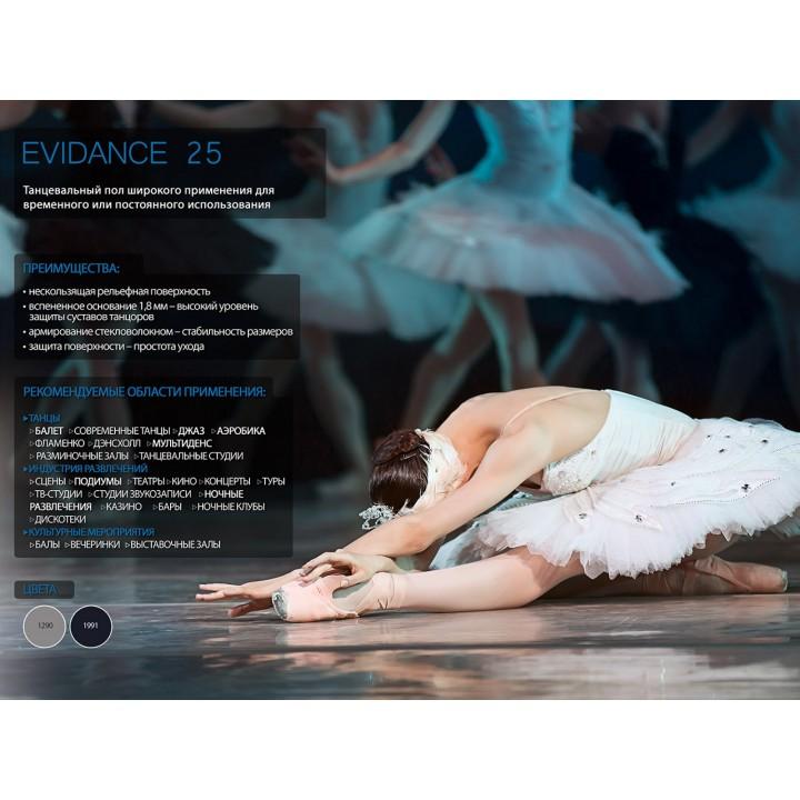 Сценическое напольное покрытие GraboShow Evidance 25
