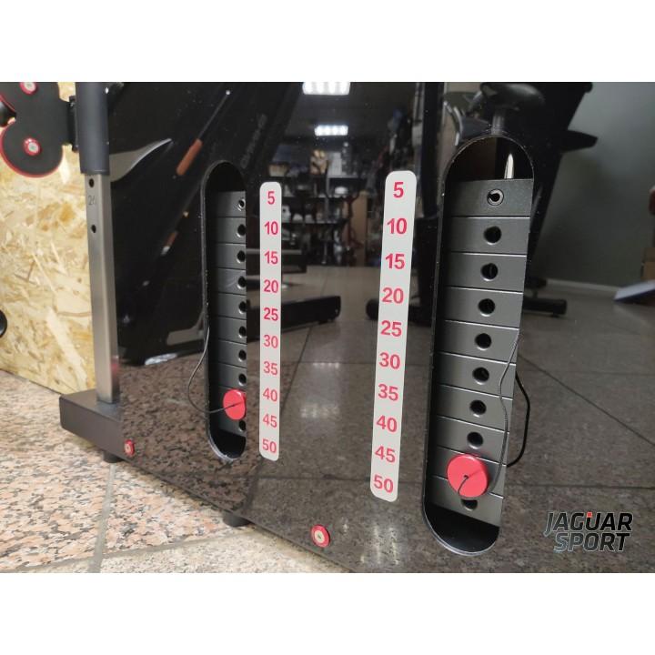 Универсальный кроссовер для дома DHT Home Gym Premium 2
