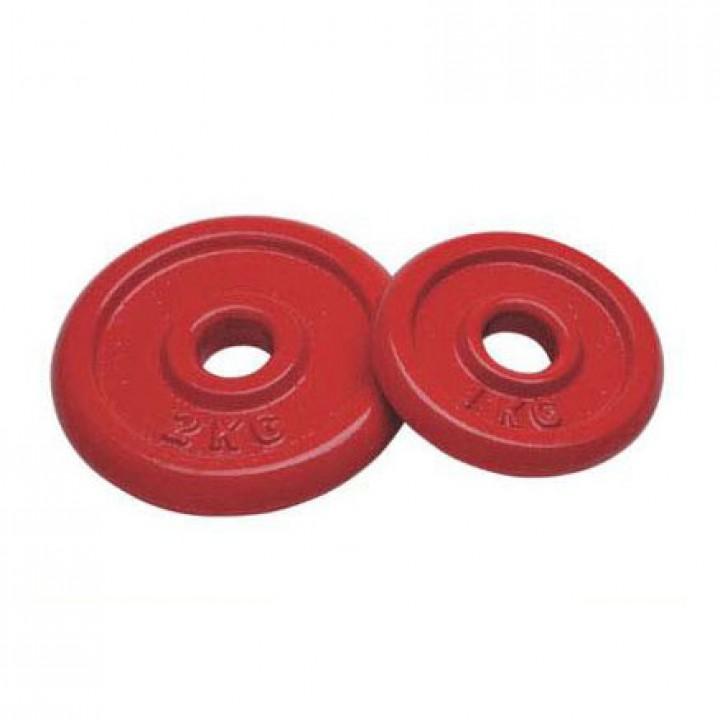 Цветные диски JAGUAR-SPORT 0.5-25 кг