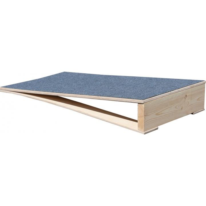 Мостик гимнастический приставной (жесткий) JAGUAR-SPORT