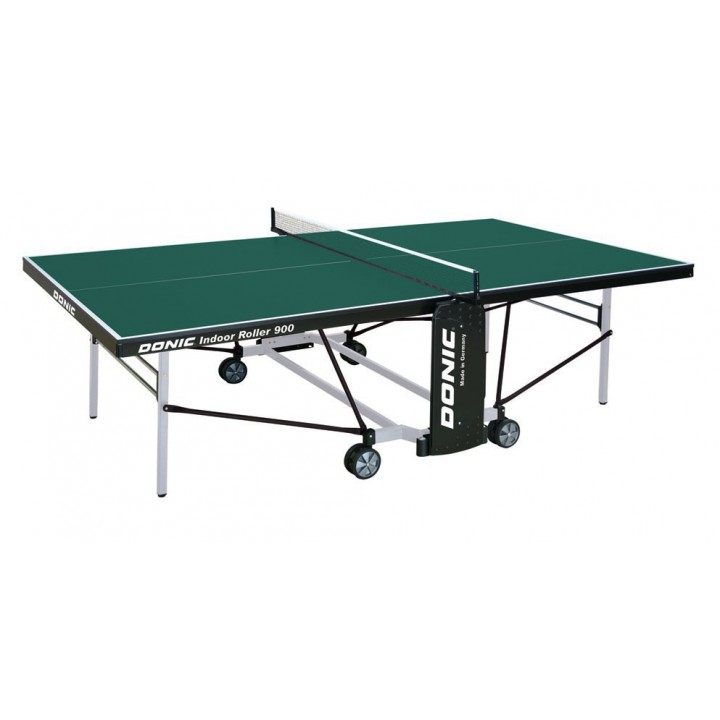 Теннисный стол Donic Indoor Roller 900 зелёный