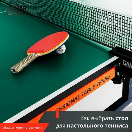 Как выбрать стол для настольного тенниса