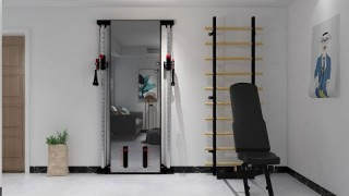 Премиальный спортзал у вас дома